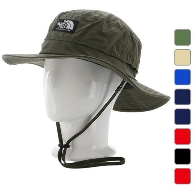 ノースフェイス ホライズンハット Horizon Hat (NN01707) 帽子 アウトドアハット THE NORTH FACE 熱中症 暑さ対策