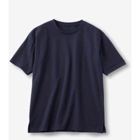 シアサッカーTシャツ