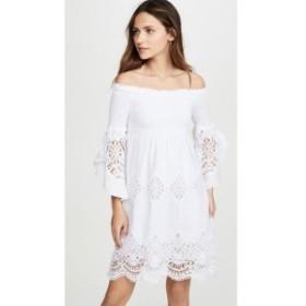 テンプテーション ポシターノ Temptation Positano レディース ワンピース ワンピース・ドレス Verbania Mini Dress White