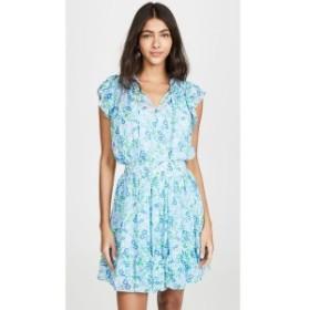 ショシャーナ Shoshanna レディース ワンピース ワンピース・ドレス Edelie Dress Blue/Green Multi