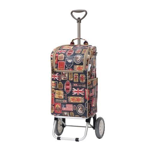 Lady Carro 單輪輕便可摺疊購物車 容量約 30 公升