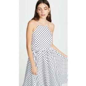 キャロライン コンスタス Caroline Constas レディース ワンピース ワンピース・ドレス Gretta Dress White Multi