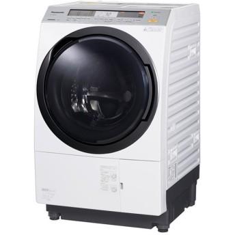 PANASONIC NA-VX8900R クリスタルホワイト [ななめ型ドラム式洗濯乾燥機(洗濯11.0kg/乾燥6.0kg)右開き] 洗濯機