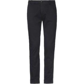 《期間限定セール開催中!》BIKKEMBERGS メンズ パンツ ブラック 48 コットン 98% / ポリウレタン 2%