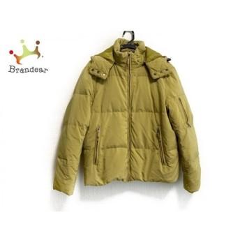 クロコダイル CROCODILE ダウンジャケット サイズM メンズ ライトグリーン ジップアップ/冬物 新着 20190627
