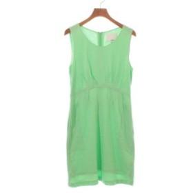 3.1 Phillip Lim / スリーワンフィリップリム レディース ワンピース 色:緑 サイズ:XS