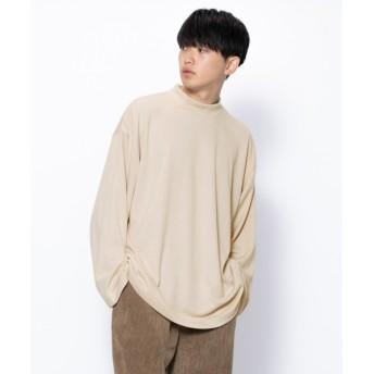 [マルイ] メンズTシャツ(モックネックエクストラルーズTシャツ)/センスオブプレイスバイアーバンリサーチ(メンズ)(SENSE OF PLACE )