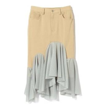 レイ ビームス(Ray BEAMS)/FACETASM × Ray BEAMS / 別注 タチキリ スカート