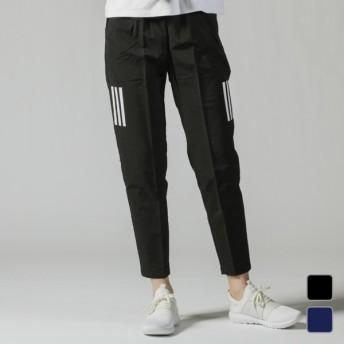アディダス adidas レディース クロスパンツ W SPORT2STREET ライトウーブンテーパードパンツ AP EJ8728 19SSclearance