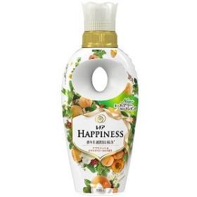 P & G Lenor(レノア) ハピネス ハピネスナチュラルフレグランス アプリコット&ホワイトフローラルの香り本体 レノアハピネスACHFホンタイ(520
