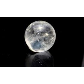 【1点物】天使の梯子 エンジェルラダークォーツ 19.5mm 丸玉(台座なし)_P4090
