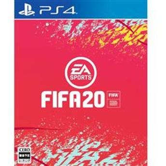 【PS4】 FIFA 20 通常版 PLJM-16491
