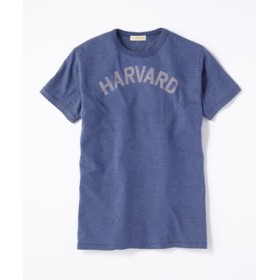HARVARD アーチロゴTシャツ メンズ ネイビー