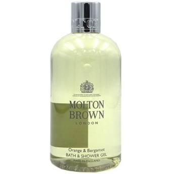 モルトンブラウン MOLTON BROWN オレンジ&ベルガモット バス&シャワージェル 300ml ORANGE & BERGAMOT BATH&SHOWER GEL