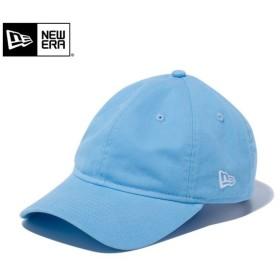 セール20%OFF!【メーカー取次】NEW ERA ニューエラ 9TWENTY Cloth Strap ベーシック オーガストブルー 12019006 キャップ メンズ 帽子 ブランド