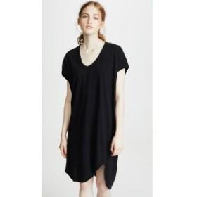 ベイシーク Bassike レディース ワンピース ワンピース・ドレス Boxy Tee Dress Black
