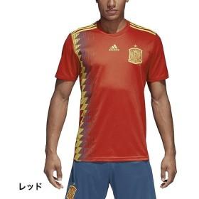 7e8a32042016a5 アディダス スペイン代表 FEF ホームレプリカユニフォーム シルバ (DTY42) サッカー ライセンスシャツ : レッド
