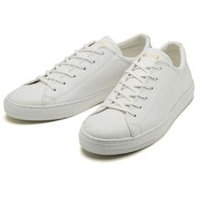 【ABC-MART:シューズ】31300290 AS COUPE LEATHER OX WHITE 596491-0001
