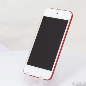 〔中古〕Apple(アップル) iPod touch 32GB (PRODUCT) RED (2015/レッド) MKJ22J/A