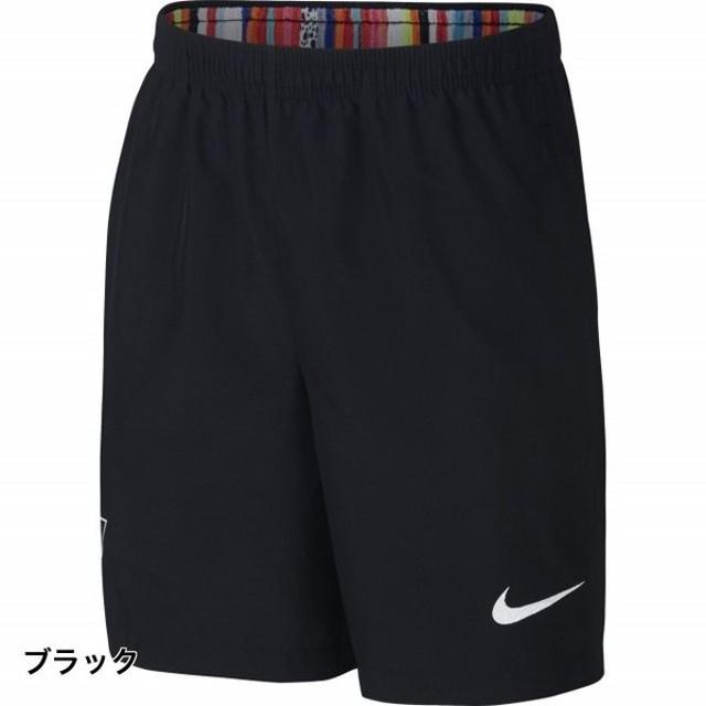 ナイキ ジュニア(キッズ・子供) サッカー/フットサル ゲームパンツ ハーフパンツ プラクティスパンツ MERCURIAL DRI-FIT ショート WZ (AQ3311) : ブラック NIKE