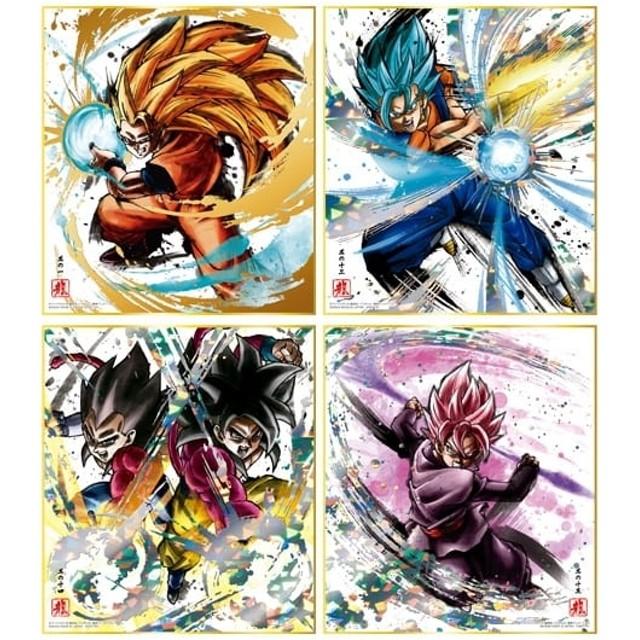 ドラゴンボール 色紙ART 復刻スペシャル BOX(種類ランダム)【お菓子】