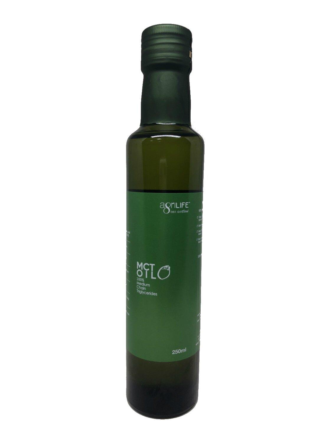 agriLIFE 健康中鏈MCT椰子油