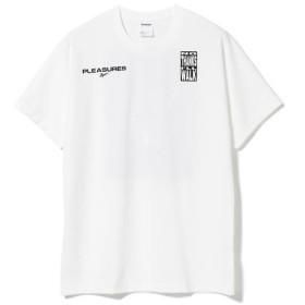 [マルイ]【セール】Reebok × PLEASURES / VECTOR Tシャツ1/ビームス(BEAMS)