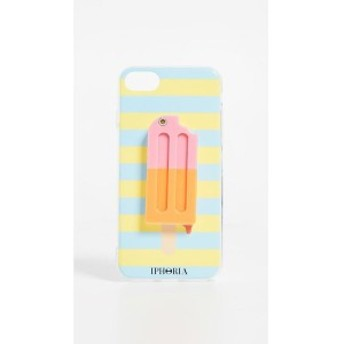アイフォリア Iphoria レディース iPhone (8)ケース Iced Lolly iPhone 7 / 8 Case Orange/Pink