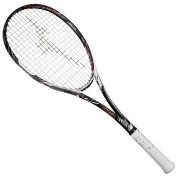 MIZUNO SHOP [ミズノ公式オンラインショップ] ディオスプロC(ソフトテニス) 09 ソリッドブラック×ネオホワイト 63JTN962
