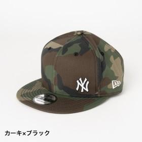 ニューエラ キャップ 12028761 CAP 950 (12028761 KHBLK) 帽子 : カーキ×ブラック NEW ERA
