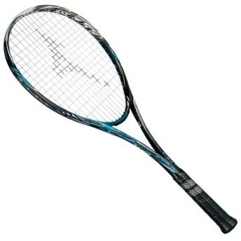 MIZUNO SHOP [ミズノ公式オンラインショップ] スカッド05-R(ソフトテニス) 24 ソリッドブラック×ナイルブルー 63JTN955