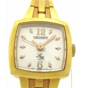 オリエント ORIENT 腕時計 Lady Rose RPFN-R0CS レディース シルバー【中古】