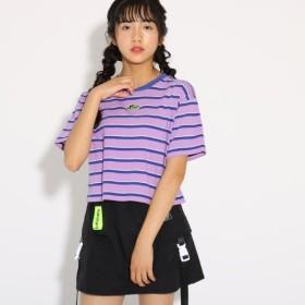 [マルイ]【セール】クロップド Tシャツ/ピンクラテ(PINK latte)