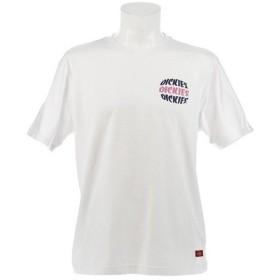 ディッキーズ 【オンライン特価】 バックプリント Tシャツ 192U30WD07-WH (Men's)