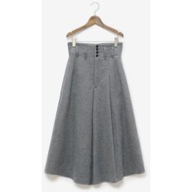 【PLST】ELIN ツイードスカート