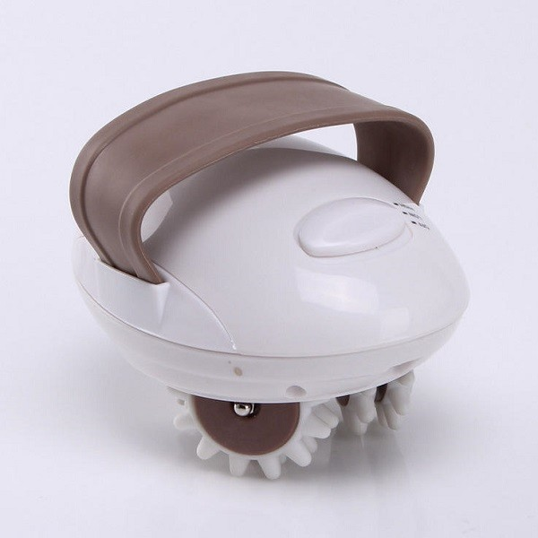 艾比讚 滾輪按摩器l213第二代3d滾輪按摩器