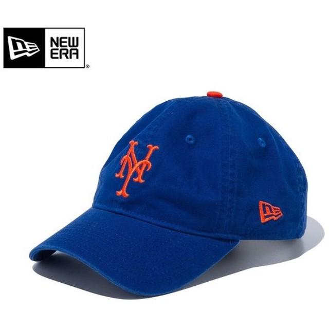 【メーカー取次】NEW ERA ニューエラ 9TWENTY Cloth Strap MLB ニューヨーク メッツ ライトロイヤル 11596336 キャップ メンズ 帽子 ブランド