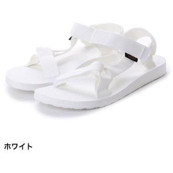 テバ M オリジナル ユニバーサル M ORIGINAL UNIVERSAL (1004006) メンズ スポーツサンダル : ホワイト TEVA 〔正規品〕