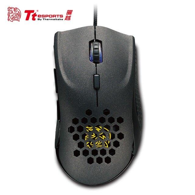[富廉網]【Tt eSPORTS 曜越】VENTUS 夜襲X RGB 電競滑鼠 (MO-VXO-WDOOBK-01)