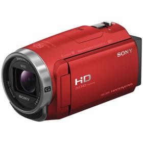 SONY HDR-CX680-R レッド ハンディカム [デジタルHDビデオカメラレコーダー]