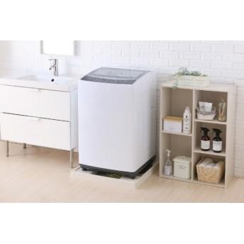 KAW-80A 全自動洗濯機 ホワイト [洗濯8.0kg /乾燥機能無 /上開き]