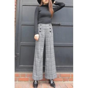 パンツ・ズボン全般 - EGOIST 6つ釦ワイドPT