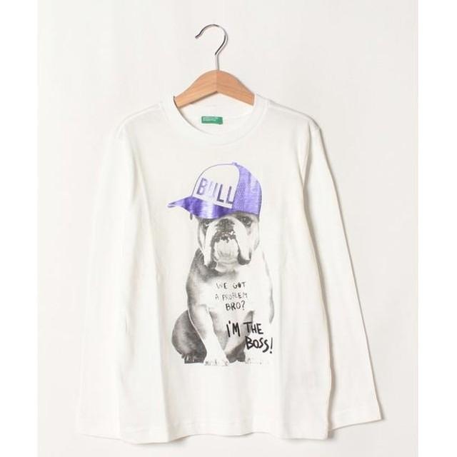 [マルイ] アニマルプリントTシャツ・カットソー/ベネトン キッズ(UNITED COLORS OF BENETTON)