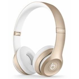 送料無料 【新品訳あり(箱きず・やぶれ)】 beats by dr.dre ヘッドホン Solo2 Wireless ゴールド solo(beats by dr.dre) ヘッドバンド