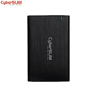 CyberSLIM 2.5吋硬碟外接盒 SSD 行動固態硬碟盒Type-c B25U31