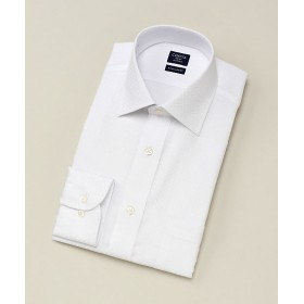 【SALE(三越)】<シャツファクトリー/SHIRT FACTORY> 長袖ワイシャツ(CFD911-200) 200・ホワイト 【三越・伊勢丹/公式】