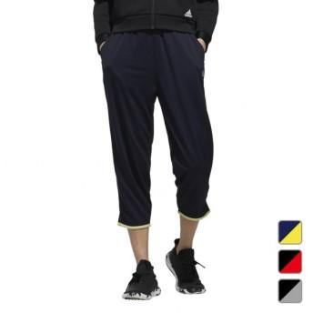 アディダス レディース ニットパンツ W TEAM ライトカプリパンツ (FTK50) adidas 19SSclearance