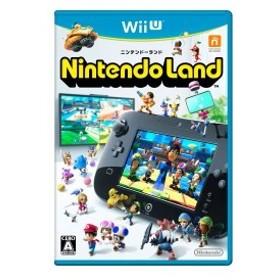 Nintendo Land 中古 良品