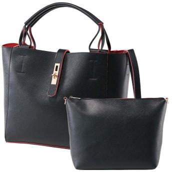 GeeRA エレガントセットバッグ フリー レディース 5,000円(税抜)以上購入で送料無料 トートバッグ 春 レディースファッション アパレル 通販 大きいサイズ コーデ 安い おしゃれ お洒落 20代 30代 40代 50代 女性 バッグ かばん 鞄