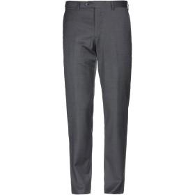 《期間限定セール開催中!》LUIGI BIANCHI Mantova メンズ パンツ 鉛色 48 バージンウール 98% / ポリウレタン 2%